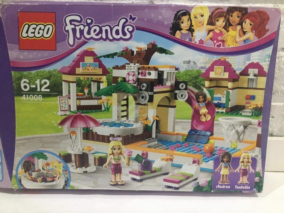 Lego Friends Basen 41008 Deszczno - image 1