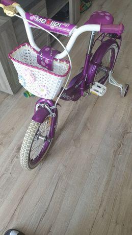 Rower dziecięcy 16' dla dziewczynki