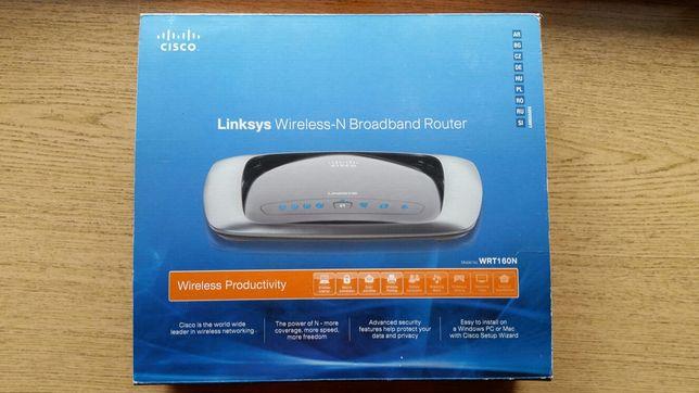 Router Linksys WRT160N v3