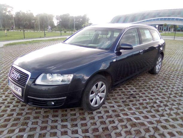Audi A6 C6  kombi 2006 r.   2,7 cm3   180 KM