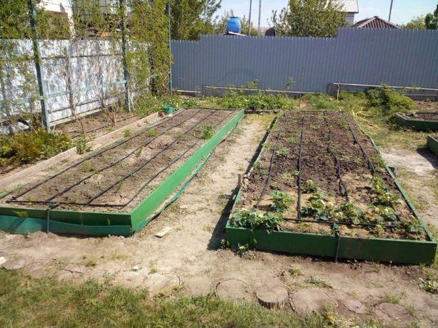 Організація поливу саду й городу