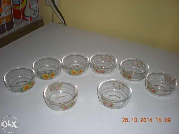 8 Tacinhas de sobremesa