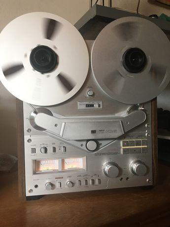 Akai GX 636 magnetofon - po serwisie.