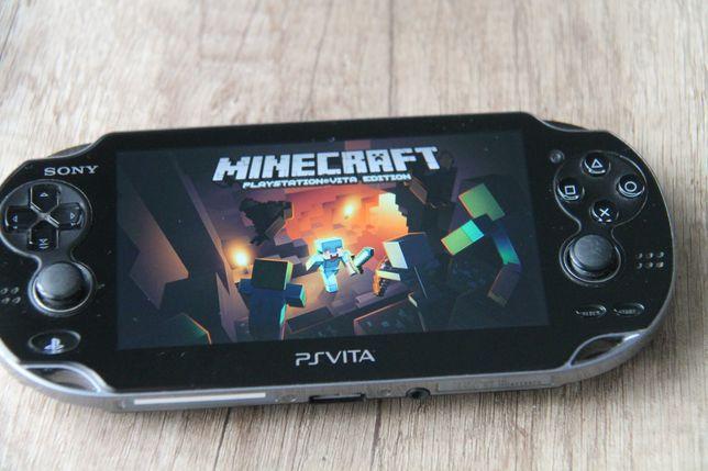 Sony PS Vita 3G + WiFi 64гб прошитая