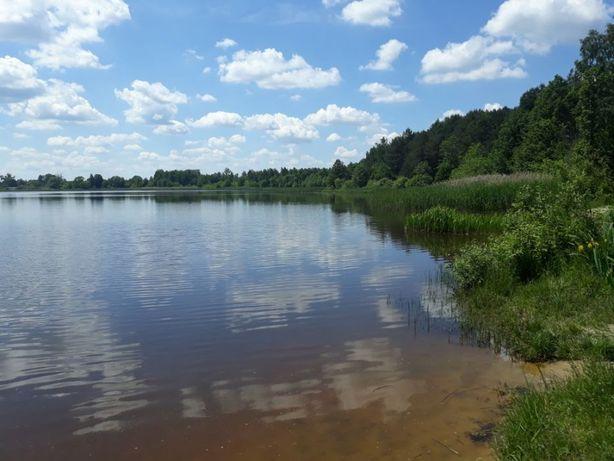Działka rekreacyjna Jezioro Glinki Białe