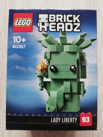 LEGO BrickHeadz 40367 Statua Wolności Nowy