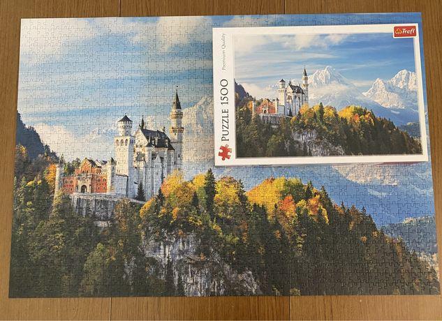 Puzzle 1500 Trefl