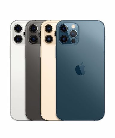 Apple iPhone 12 Pro Graphite/Silver/Gold/Blue ОБМІН_ГАРАНТІЯ_КРЕДИТ0%