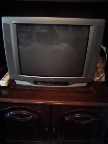 Телевизор JVC  диагональ 34 см и 53 см. Оба телевизора б/у, в рабочем
