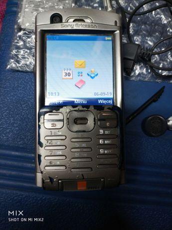 Kultowy sony eriksson P990i nowa bateria