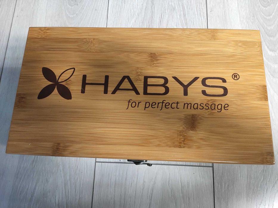 Kamienie do masażu Habys 45 sztuk Poznań - image 1