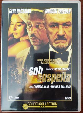 Sob Suspeita - Under Suspicion - 2000 - DVD