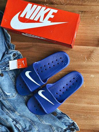 Мужские шлепанцы Шлепки Nike Blue! 40-43!
