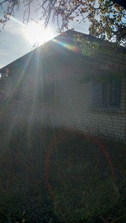Дом, с Белики, 80 км от Киева, лес и р. Десна