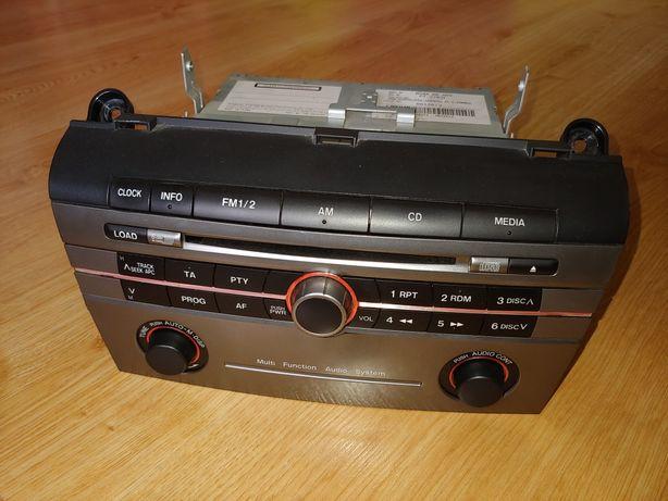 Radio fabryczne Mazda 3 BK (rocznik 2007)
