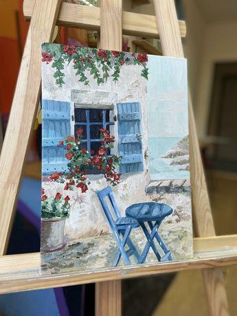 Уроки рисования и лепка