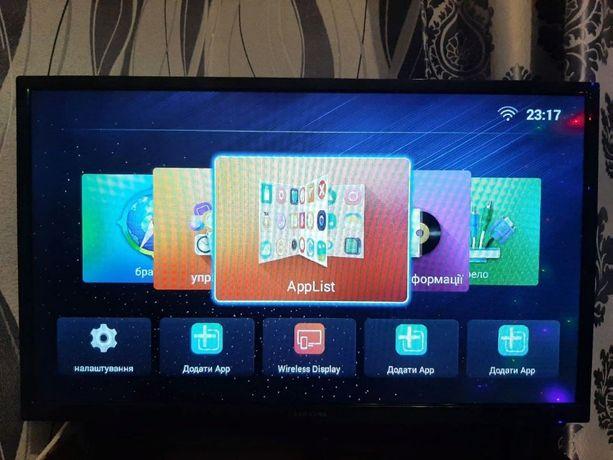 Телевізор Samsung 32 дюйми Smart TV