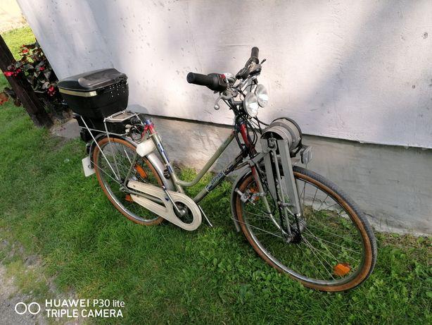 Stary rower elektryczny  UNIKAT