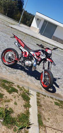 Dtr 125cc 16.9kw Supermotard