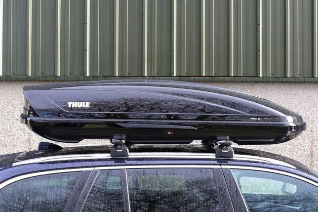 Оренда, прокат грузового бокса (Багажник на авто), велокріплення