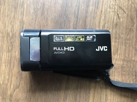 Kamera cyfrowa JVC GZ-V515BE Full HD