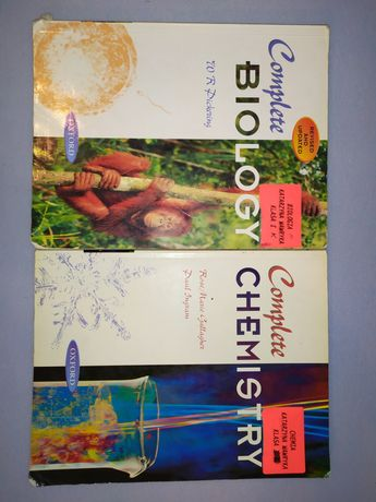 Complete Biology Chemistry Oxford IB