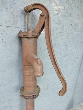 Pompa żeliwna do studni sprawna