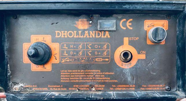 Гідроборт холанд