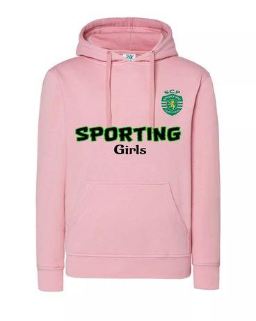 T-shirt ou sweat Sporting, Porto ou Benfica