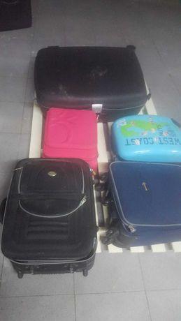 Malas de viagem vários tamanhos