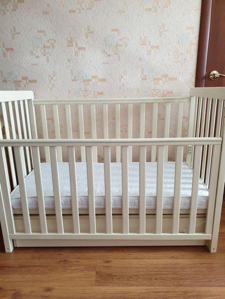 Детская кроватка Верес