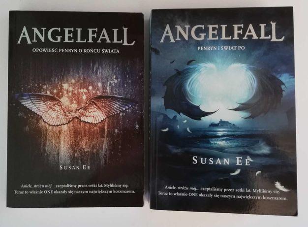 Susan Ee - Angelfall. Opowieść Penryn o końcu świata+Penryn i Świat Po