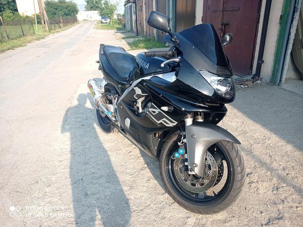 Yamaha Thundercat YZF 600R