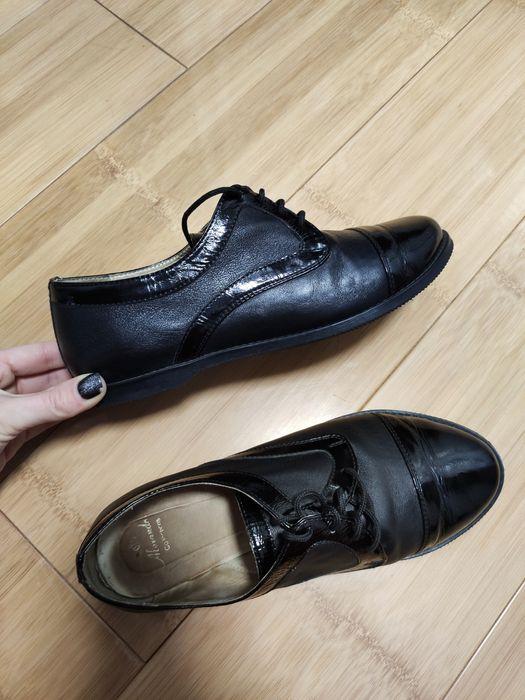 туфли натуральная кожа Сумы - изображение 1