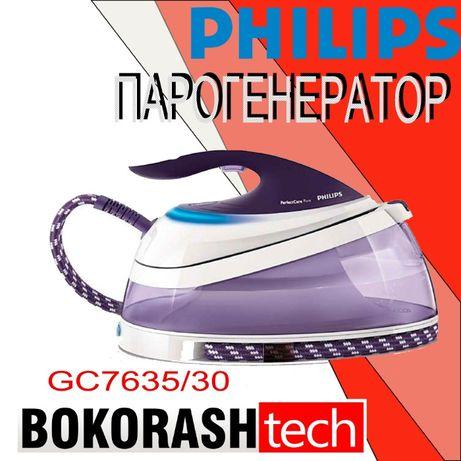 Праска з парогенератором PHILIPS PerfectCare Pure GC7635/30 (к.220221)