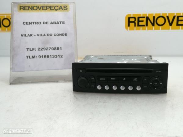 Auto Radio Citroen C3 Ii (Sc_)