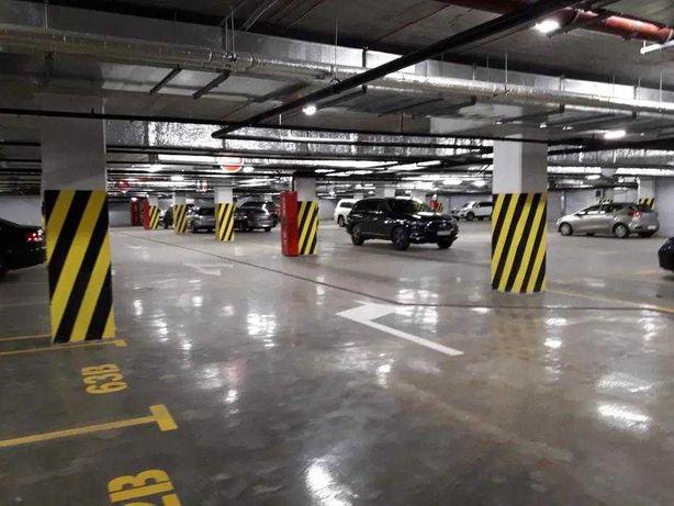 Паркоместо в подземном паркинге ЖК Smart Plaza Polytech