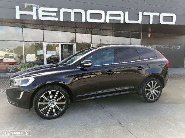 Volvo XC 60 2.0 D4 Dynamic Edition Geartronic