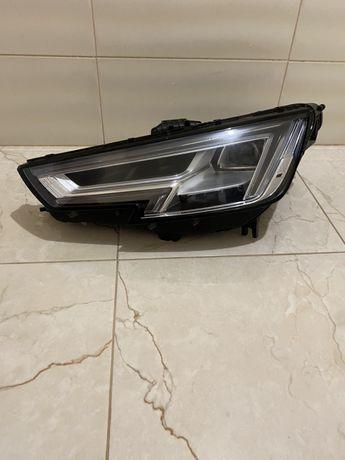 Левая и правая фара USA Audi A4 b9 FULL LED