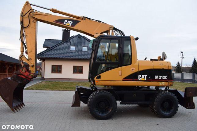 Caterpillar CAT M313C Rok 2003