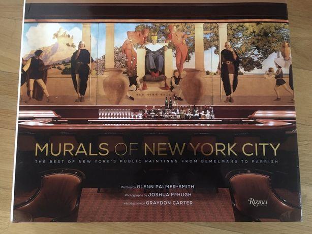 Książka Murals of New York City