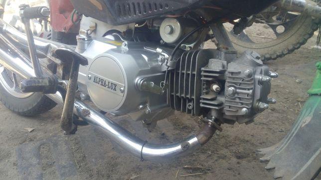 Срочно!!!новый двигатель 125 (дельта , альфа , сабур ,вайпер)