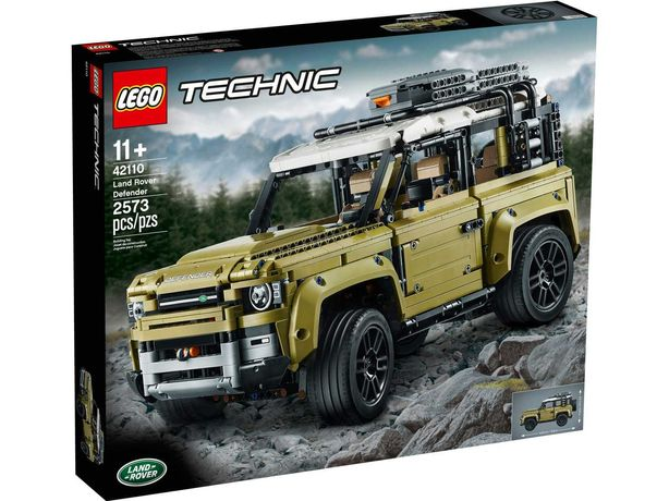 LEGO 42110 Technic - Land Rover Defender. NOWE. Stan idealny