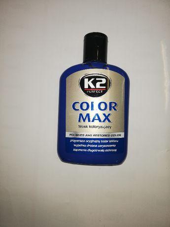 wosk koloryzujący K2 niebieski 200ml