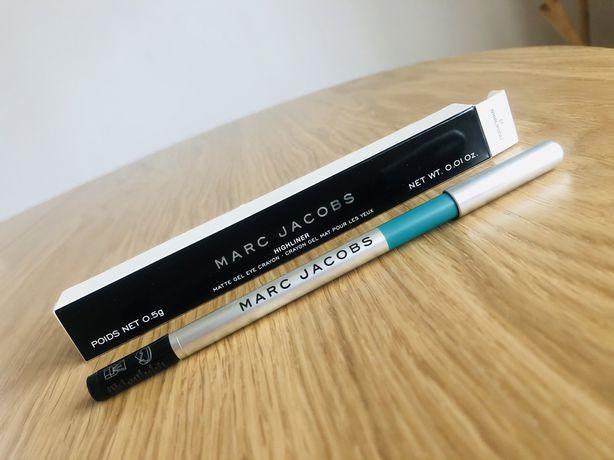 Marc Jacobs matowa żelowa kredka do powiek w obłędnym kolorze