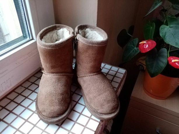 Уги валенки ботинки сапоги bearpaw 7
