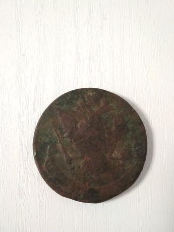 Старинная монета Царской России, Пятак Катерины