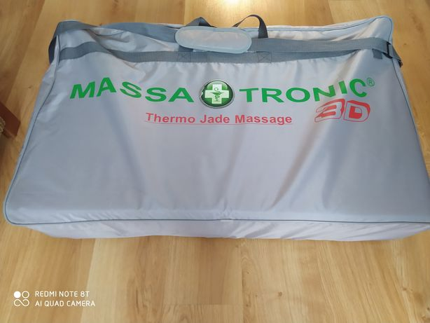 Massa tronic - jadeitowy materac masujący