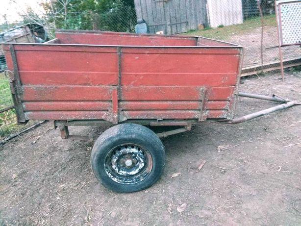 Продам прицеп. До трактора чи автомобіля