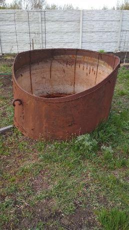 Продам железную емкость для воды